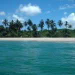 Praia dos Garcês - Jaguaripe