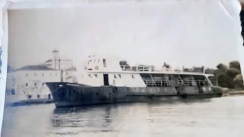 Navio Del Rei em Jaguaripe